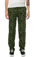 Black Scale The Templar Pants - Lyst