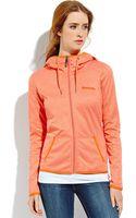 Bench Zip-up Hooded Sweatshirt - Lyst