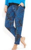 DKNY Petite Pajama Pants - Lyst