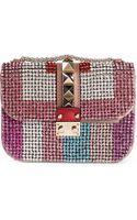 Valentino Glam Lock Shoulder Bag - Lyst