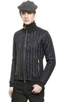 Dolce & Gabbana Quilted Nylon Jacket - Lyst