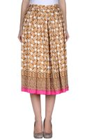 DSquared2 34 Length Skirt - Lyst