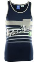 Adidas Mens Notre Dame Fighting Irish Pocket Tank Top - Lyst
