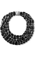 John Hardy Fiverow Necklace - Lyst