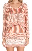 Rachel Pally Sable Dress - Lyst