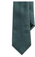 Hugo Boss Microdot Silk Tie - Lyst
