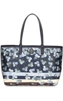 Tory Burch Kerrington Floral-print Shopper Tote Bag - Lyst