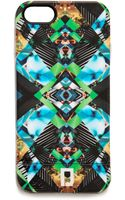 Dannijo Bari Iphone 5 5s Case Green Multi - Lyst