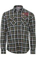 Napapijri Gilmore Check Shirt - Lyst