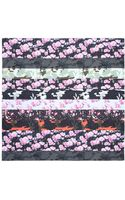 Givenchy Contrast Print Cotton Scarf - Lyst