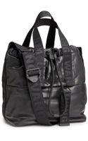 Alexander Wang X H&m Leather Bag - Lyst