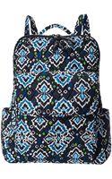 Vera Bradley Ultimate Backpack - Lyst