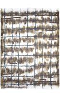 Faliero Sarti Macchietta Abstract Plaid Cashmere-silk Scarf - Lyst