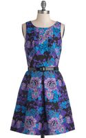 Plenty By Tracy Reese Bold Bouquets Dress - Lyst
