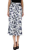 Max & Co Long Skirt - Lyst