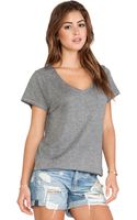 Free People Wildfire Tee - Lyst