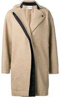 Atto Oversized Coat - Lyst