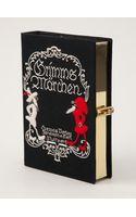Olympia Le-Tan Grimms Märchen Book Clutch - Lyst