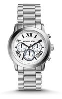 Michael Kors Cooper Stainless Steel Chronograph Bracelet Watch - Lyst