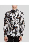 McQ by Alexander McQueen Long Sleeve Shirt - Lyst