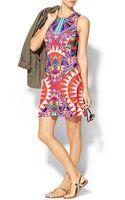 Mara Hoffman Circle Dress - Lyst