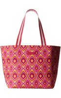 Vera Bradley Large Family Tote - Lyst