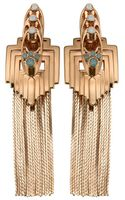 Mawi Flapper Fringe Earrings - Lyst