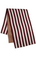 Bally Striped Virgin Woolsilk Scarf - Lyst