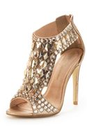 Little Mistress Jewel Embellished Sandals - Lyst