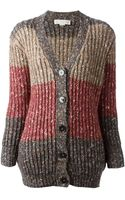 Stella McCartney Knit Cardigan - Lyst