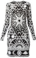 Ktz Mirror Dress - Lyst