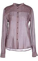 Vanessa Bruno Athé Shirt - Lyst