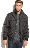 Calvin Klein Ripstop Performance Bomber Jacket - Lyst