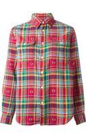 Polo Ralph Lauren Plaid Shirt - Lyst