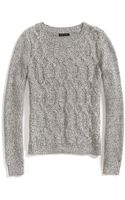 Tommy Hilfiger Cable Sweater - Lyst