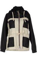 Etoile Isabel Marant Midlength Jacket - Lyst