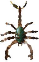 Gabriela Ramirez Michel My Love Scorpion Necklace - Lyst
