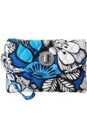 Vera Bradley Your Turn Smartphone Wristlet - Lyst