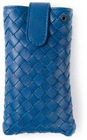 Bottega Veneta Intrecciato Iphone 5 Case - Lyst
