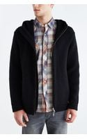 Deus Ex Machina Stream Zip-up Hooded Sweater - Lyst