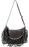 Valentino Hobo Handbag with Fringe - Lyst