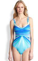 Gottex Swim Onepiece Seraphine Swimsuit - Lyst