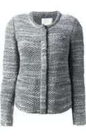 Iro Tweed Jacket - Lyst