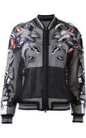 3.1 Phillip Lim Organza Jacket - Lyst