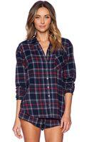 Xirena Myles Sleep Shirt - Lyst