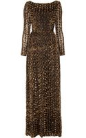 Alice By Temperley Long Donna Dress - Lyst