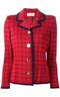 Yves Saint Laurent Vintage Knit Jacket - Lyst