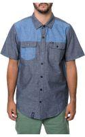 LRG The Young Blocka Ss Buttondown Shirt - Lyst