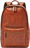 Fossil Ledger Backpack - Lyst