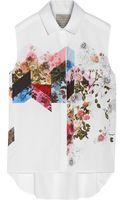 Preen Mana Printed Cotton Shirt - Lyst